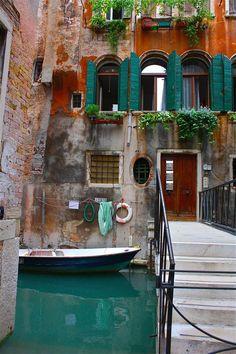 Venice, what a colours !!