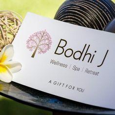 Gift Vouchers - Bodhi J massage voucher (chakra massage)