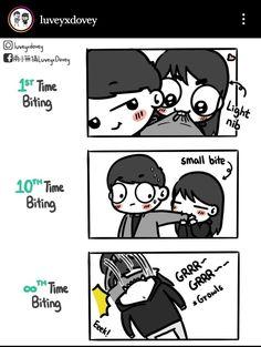 Cute Couple Comics, Cute Couple Cartoon, Couples Comics, Cute Couple Art, Cute Comics, Funny Comics, Cute Cartoon, Cute Couples, Crush Quotes For Her