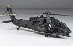 Page 1 of 2 - MH-60L & AH-6J 1/35 nightstalkers - posted in Ready for Inspection: hi there, this two where finished last year, but i never posted pics of them here, the MH-60L is from academy and the AH-6J is from dragon, on both i used some aftermarket and lots of resin rivets to give them some detail on the fuselage, hope you like it