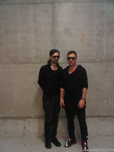 @shannonleto and @tomofromearth