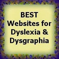 Help for Struggling Readers: BEST Websites for Dyslexia & Dysgraphia Repinned by SOS Inc. Resources http://pinterest.com/sostherapy.