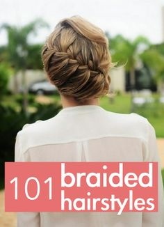 101 braided hairstyles