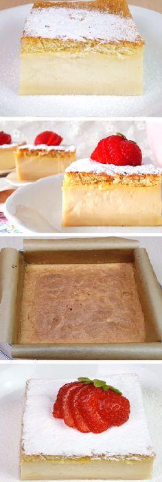 Éste pastel casero se divide en capas al hornearlo de ahí su nombre, Pastel inteligente o Tarta mágica!  #pastelinteligente #tartamagica #tartas #tartaletas #crema #cremapastelera #fruit #frutas #fresas #strawberry #galletas #maria #galletasmaria #postre #caramel #caramelo #biscuit #biscotti #receta #recipe #casero #torta #tartas #pastel #nestlecocina #bizcocho #bizcochuelo #tasty #cocina #chocolate #pan #panes   Si te gusta dinos HOLA y dale a Me Gusta MIREN …