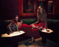 Gucci Pre-Fall 2012 Advertising Campaign