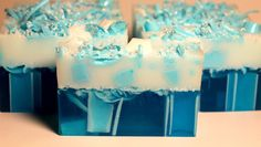 Handmade Ocean Dreams Salt Soap Bar