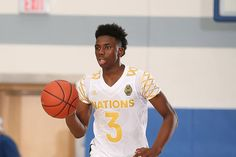 Top-10 Prospect Hamidou Diallo Says Hes Eligible To Bypass College & Enter NBA Draft
