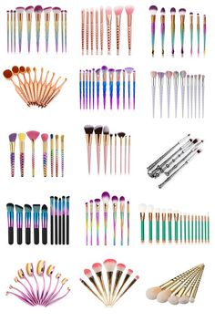 I talk about 15 gorgeous makeup brush sets that cost under £10 each. Proving there are beautiful affordable makeup brush sets available. ** Read more details by clicking on the image.