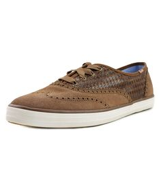 74cc4218cdd31 KEDS Keds Champion Brogue Men Round Toe Canvas Fashion Sneakers .  keds   shoes  sneakers