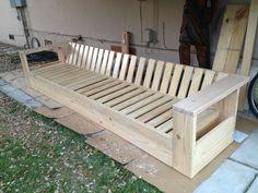 DIY Outdoor Sofa - Imgur