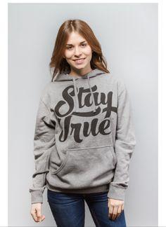 Staytrueco.  Model: Samantha Melilli