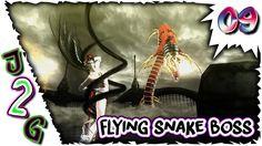 Bayonetta #09 🎮 Flying Snake Boss
