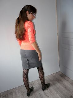 Jupe lekala 5840. Prochainement sur mon blog: http://lescreationsdecaroscrap.blogspot.fr/