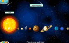 This interactive and educational lesson plan is designed to teach kids all about the solar system.