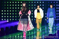 (画像2/8) 中条あやみ「王子様のよう」志尊淳&小関裕太と3ショットランウェイ<TGC2017A/W>