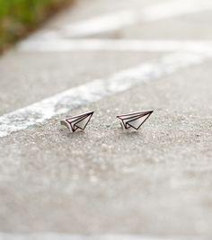shrink plastic jewelry...cute earrings.