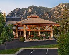 Cheyenne Mountain Resort - my home away from home