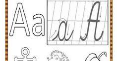 Mai jos putem vedea fișe de lucru ce conțin literele alfabetului, dar și elemente ce pot fi colorate ori identifica... Math, Signs, Children, Young Children, Boys, Math Resources, Shop Signs, Kids, Child