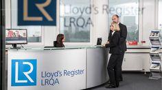Lloyd's Register Quality Assurance ist eine der international führenden Gesellschaften für die Auditierung von Managementsystemen und Risikomanagement.