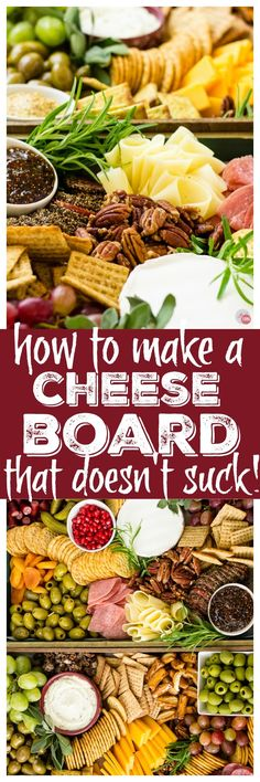 Check out this winter cheese board tutorial Take Two Tapas Cheese Board Display, Charcuterie And Cheese Board, Cheese Boards, Charcuterie Recipes, Appetizer Dips, Appetizer Recipes, Beach Appetizers, Appetizer Party, Healthy Appetizers