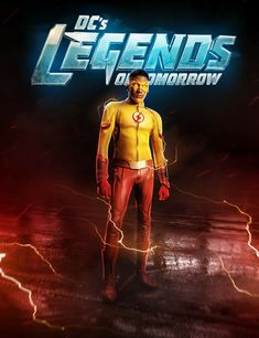 Dc Legends Of Tomorrow, Neon Signs