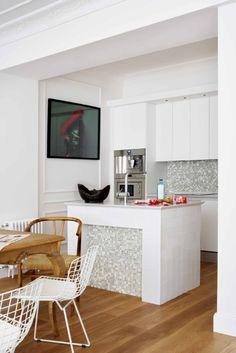 Beautifully renovated modern apartment in San Sebastián Kitchen