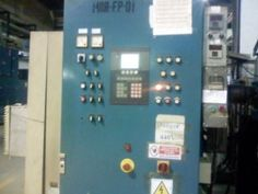 Control Panel of Jigger Dyeing Machine