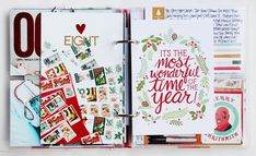 December Memories - Days 7, 8, 9 & 10 by Kelly Xenos