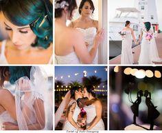 Love is Love! What an honor it was to host Natalie & Stephanie's Big Day with us at Faro Blanco Resort & Yacht Club! #LoveisLove #Wedding #Brides #WeddingGowns #Gorgeous #FaroBlanco #DestinationWedding