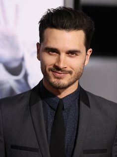 Get a Load of Michael Malarkey, the Other Hot Guy on The Vampire Diaries Enzo Vampire Diaries, Vampire Diaries The Originals, Michael Malarkey, Michael Trevino, Katherine Pierce, Female Actresses, Actors & Actresses, Nina Dobrev, Enzo Tvd