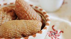 طريقة عمل حلى السميد المقلي - Fried #semolina #dessert #recipe