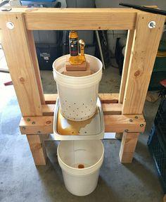 apple cider press