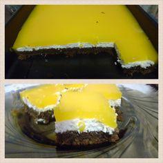 Prajitura Fanta Romanian Food, Recipies, Cheesecake, Deserts, Herbs, Sweets, Cakes, Cooking, Sweet Treats