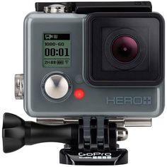 [Hardmoto filmadores] Gopro Hero Plus 1x809 temers ou 10x89,99 no cc Submarino