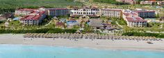 Hotel Iberostar Laguna Azul Varadero features no less than 6 different swimming pools providing guests with the unique ability to find secluded areas should relaxation be the order of the day. Sea view rooms offer impressive views of the incredible Varadero shore line and turquoise seas synonymous with this Caribbean paradise in Cuba. Hotel Iberostar Laguna Azul Varadero is situated in a truly unique oceanfront location with direct and unhindered beach access at just 30 meters