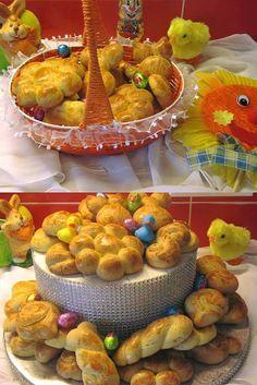Κουλουράκια Πασχαλινά !!! ~ ΜΑΓΕΙΡΙΚΗ ΚΑΙ ΣΥΝΤΑΓΕΣ 2 Easter Recipes, Serving Bowls, Dairy, Cheese, Cookies, Chicken, Breakfast, Tableware, Sweet
