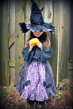 sew chibi: PR Signature Look: My Chibi Gothic Lolita Witch