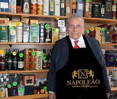 About Us - NAPOLEAO - Wine Shops & Gourmet