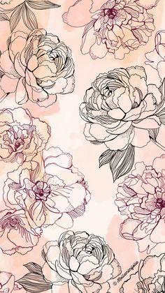 flowers, pattern, prints