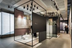 Kale | Cersaie 14 de Paolo Cesaretti | Showrooms / Salónes de Exposición