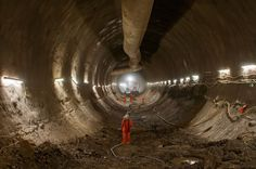 Crossrail de Londres: El nuevo 'metro' londinense | EL PAÍS Semanal | EL PAÍS