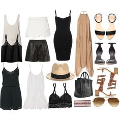 Requested: 3 day trip to Las Vegas, created by hellotia on Polyvore