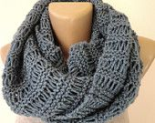 View infinity scarf / scarves by senoAccessory on Etsy