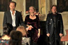 Marcel Sindermann (Tenor), Kristina Naudé (Mezzosopran) , Ulrich Naudé Marcel, Concert, Visual Arts, Concerts