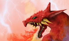 50 Creative Examples of Dragon Photoshop Brushes