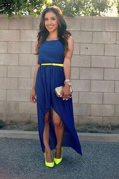 Vestidos para madrinhas e convidadas 2014