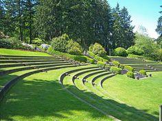 International Rose Garden | Portland