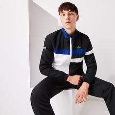 Lacoste Sport | Preview | LACOSTE Tennis, Lacoste Sport, Top Luxury Brands, Boys Shirts, Luxury Branding, Bomber Jacket, Sports, Jackets, Clothes