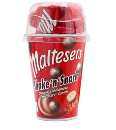 Shake 'n' Shack by Mars, Maltesers- my favourite hot chocolate!