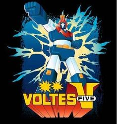 There's no denying Voltes V (Five) is one of the best robot animes of all time. Kid Movies, Sci Fi Movies, Films For Children, Anime English Dubbed, Anime Release, Good Anime Series, Vintage Robots, 5 Anime, Historical Artifacts